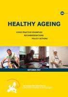 Age Platform - Healthy Ageing: Good practice examples... (cover)
