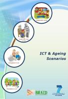 BRAID - ICT &amp; Ageing Scenarios (cover)