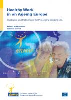 ENWHP - Healthy Work in an Ageing Europe (cover)