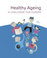 Healthy Ageing - A Challenge for Europe (Long Version) (cover)