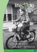 LifeCycle - Bringing Cycling to Life: LifeCycle Best Practice Handbook (cover)